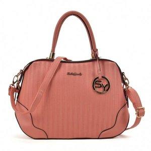 Large Pink Hand Bag