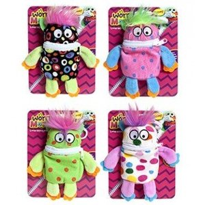 Worry Monster Tas Clips