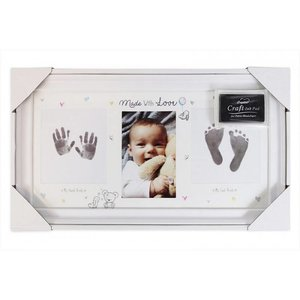 Hand & Foot Print Photo Frame