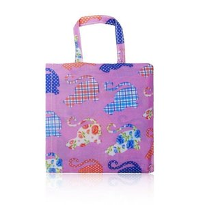 Foldaway Shopper Bag 'Kitty'