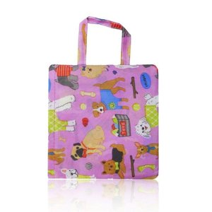 Foldaway Shopper Bag 'Dogs'