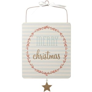 Merry Christbas Sign