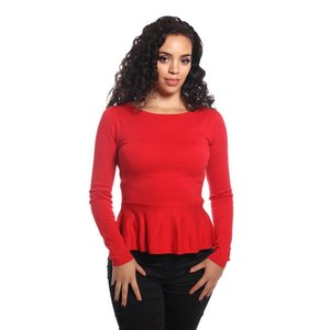 Collectif: Top 'JENNI' Red