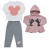 AURORA ROYAL: BABY OUTFIT '2 BLACK MICE'