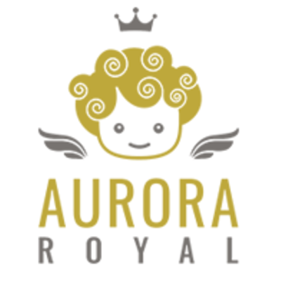 AURORA ROYAL: BABY OUTFIT 'HAPPY'