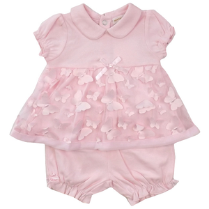 MINTINI BABY - 2-delige Zomerset 'BUTTERFLY'