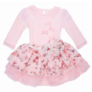 MINTINI BABY - Zomeroutfit  'FLOWERS & BUTTERFLIES'