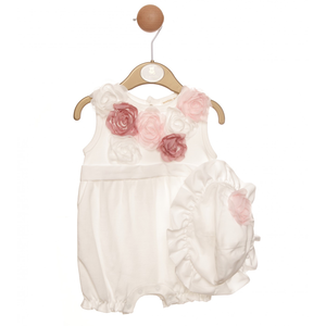 MINTINI BABY - Zomeroutfit  'PINK ROSES'