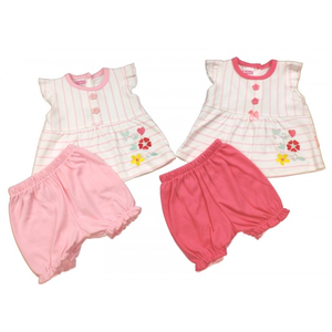 BABY C -  Summer Bloomer Outfit