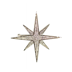 COLLECTIF - Broche 'ATOMIC STAR'