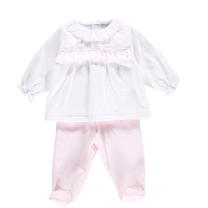 MINTINI - Baby Outfit 'SWEET FRILLS'
