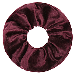 Autumn Scrunchie Bordeaux