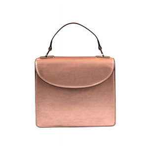 COLLECTIF - ROSE GOLD PARTY BAG 'CECILE'
