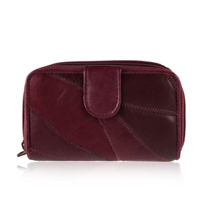 Real Leather Purse 'NATALIE'