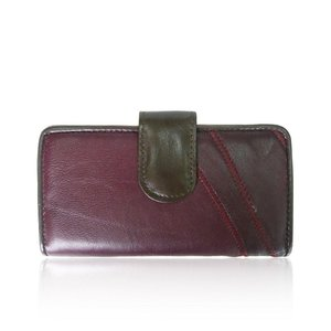 Real Leather Purse 'LESLIE'
