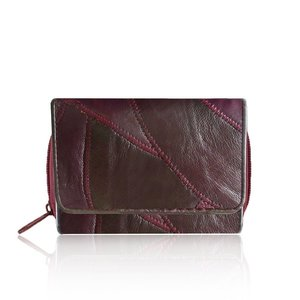 Real Leather Purse 'MARGARET'