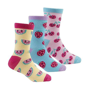 COTTON RICH - 3-pack Fruity Socks (23-36)