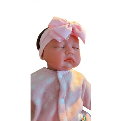 Headband with Bow and Glitters
