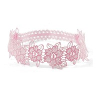 Haarband  'Lace & Flowers'