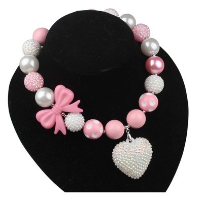 Kids Necklace with Heart