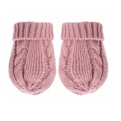 Soft Touch Knitted Mittens