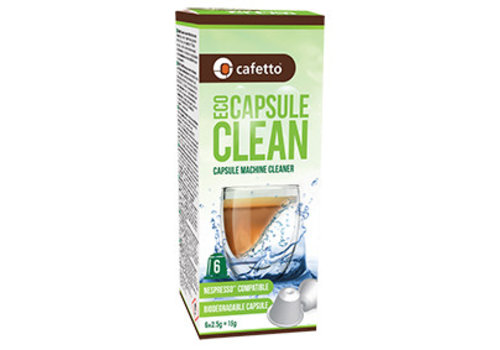 Eco Capsule Clean (Cartons 20 x 6 units)