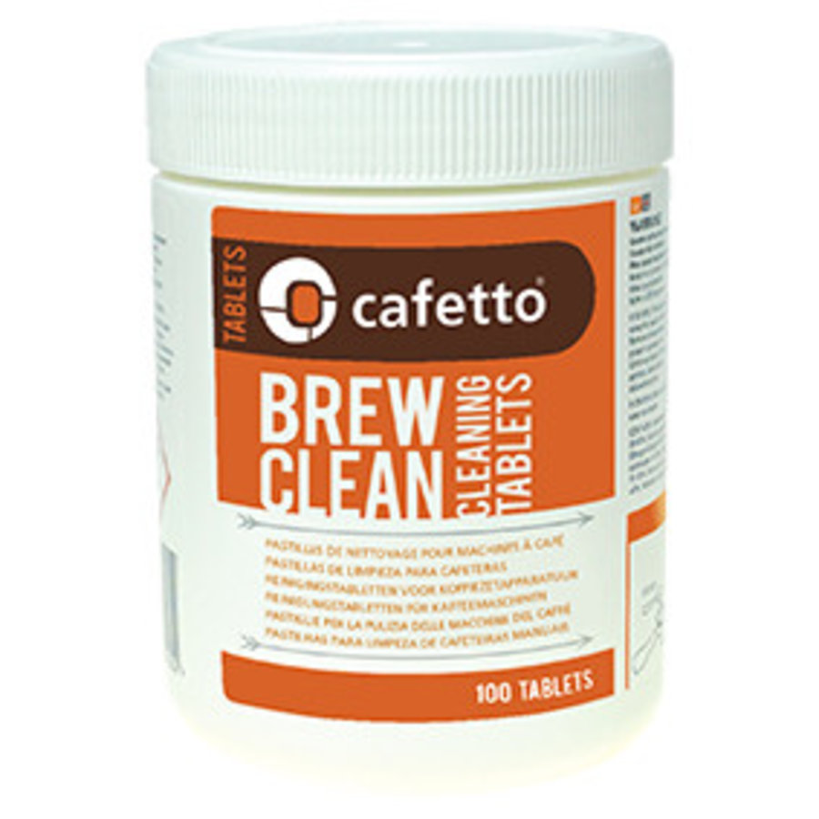 E27140 * Brew Clean Tablets (carton: 12 x 100/ jar)
