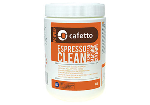 Espresso Clean Powder (carton: 12 x 1 kg/jar)