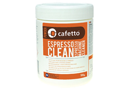 Espresso Clean Powder (carton: 12 x 500/jar)