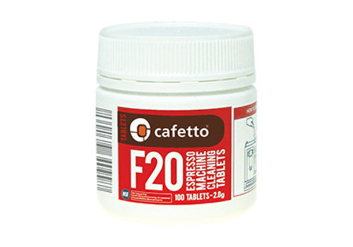 F20 Tablets (carton: 12 x 100/jar)