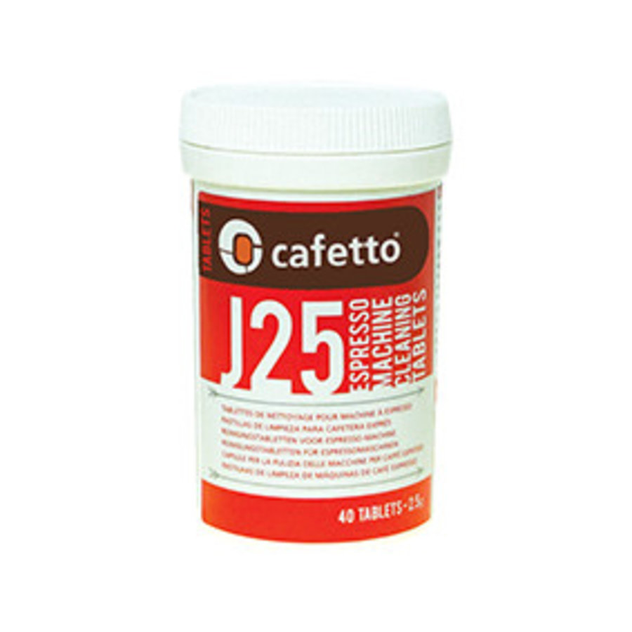 E29941 J25 Tablets (carton: 12 x 40/ jar)