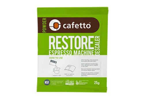 Restore effective powder descaler sachets 25 gr