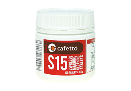 S15 Tablets (carton: 12 x 100/ jar)