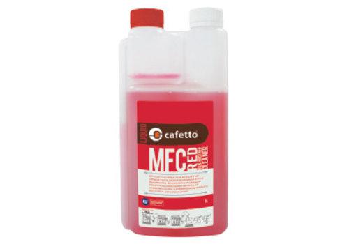 MFC Red - Nettoyant pour lait (carton 6 x 1L/bouteille)