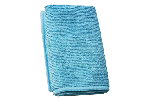 Chiffon nettoyant pour buse à vapeur BLEU (Carton: 50)