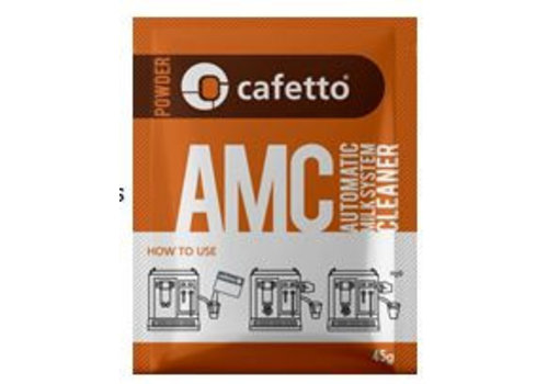 AMC Milk Cleaner Sachet (carton 30 x 45 gr/sachet)
