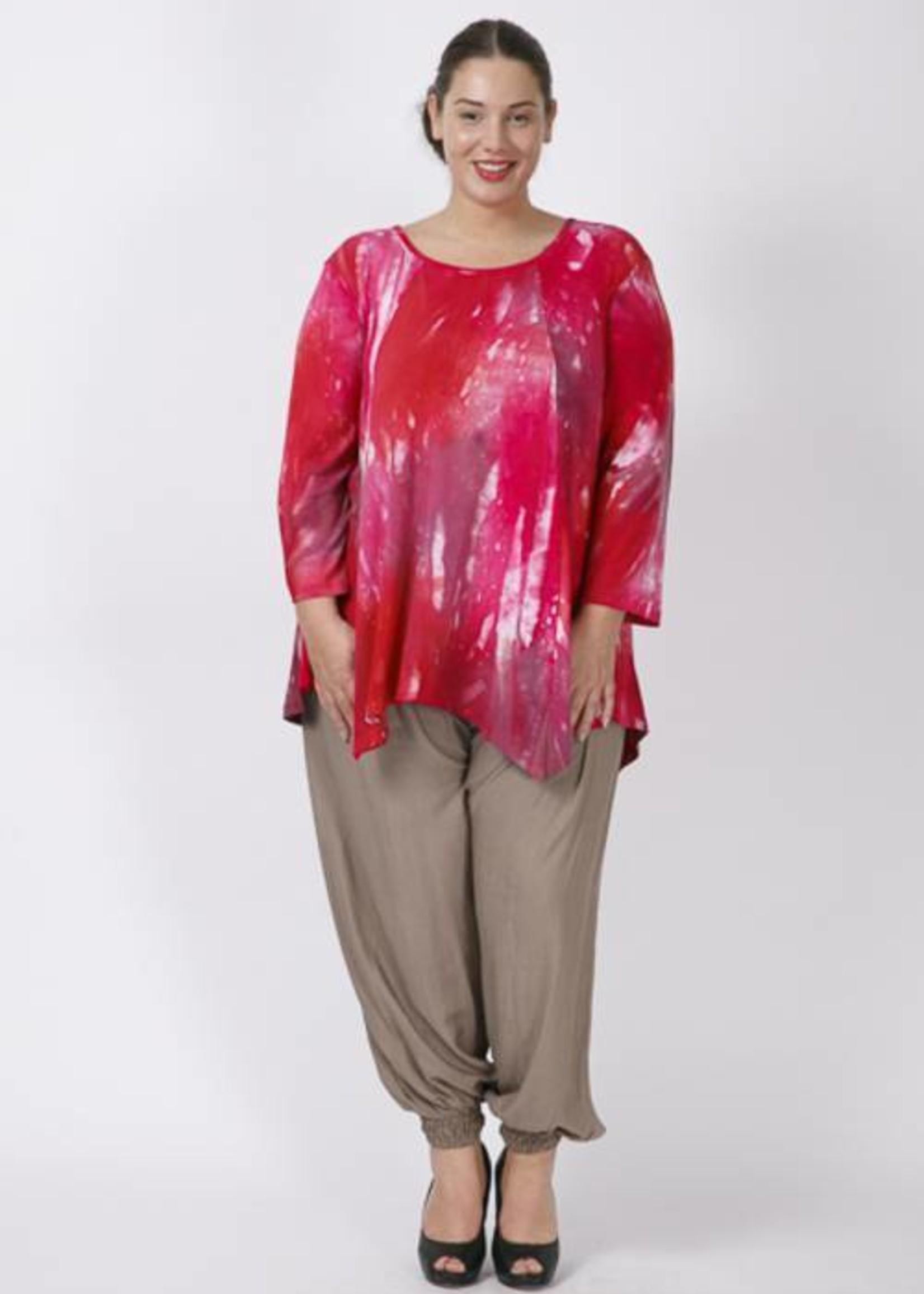 Luna Serena Shirt GOUDA LYCRA