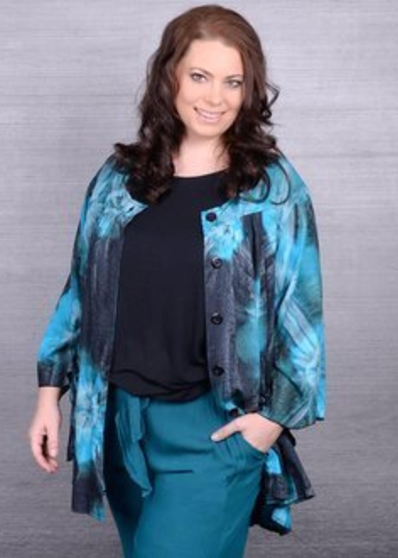 Luna Serena Jacket BAILEY PRINT