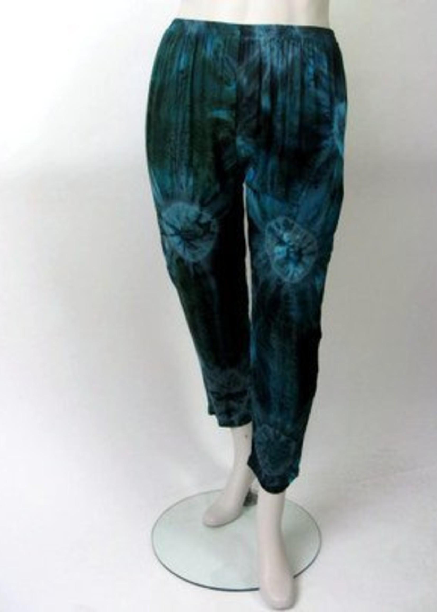 Luna Serena Pantalon DANA XL KRINKLE PRINT