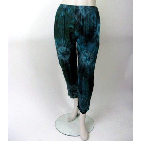 Luna Serena Pants DANA XL KRINKLE PRINT