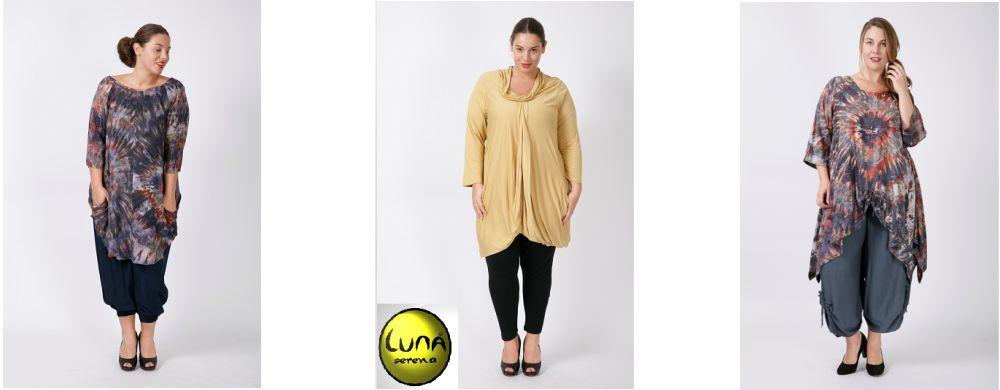 Luna Serena Groothandel Plus Size Mode