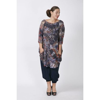 Luna Serena Tunic FAITH LINEN SOFT