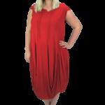 Luna Serena Kleid ELVIRA XL Krinkle