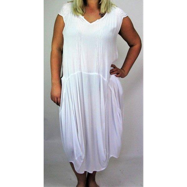 Luna Serena Dress ELVIRA XXL krinkle