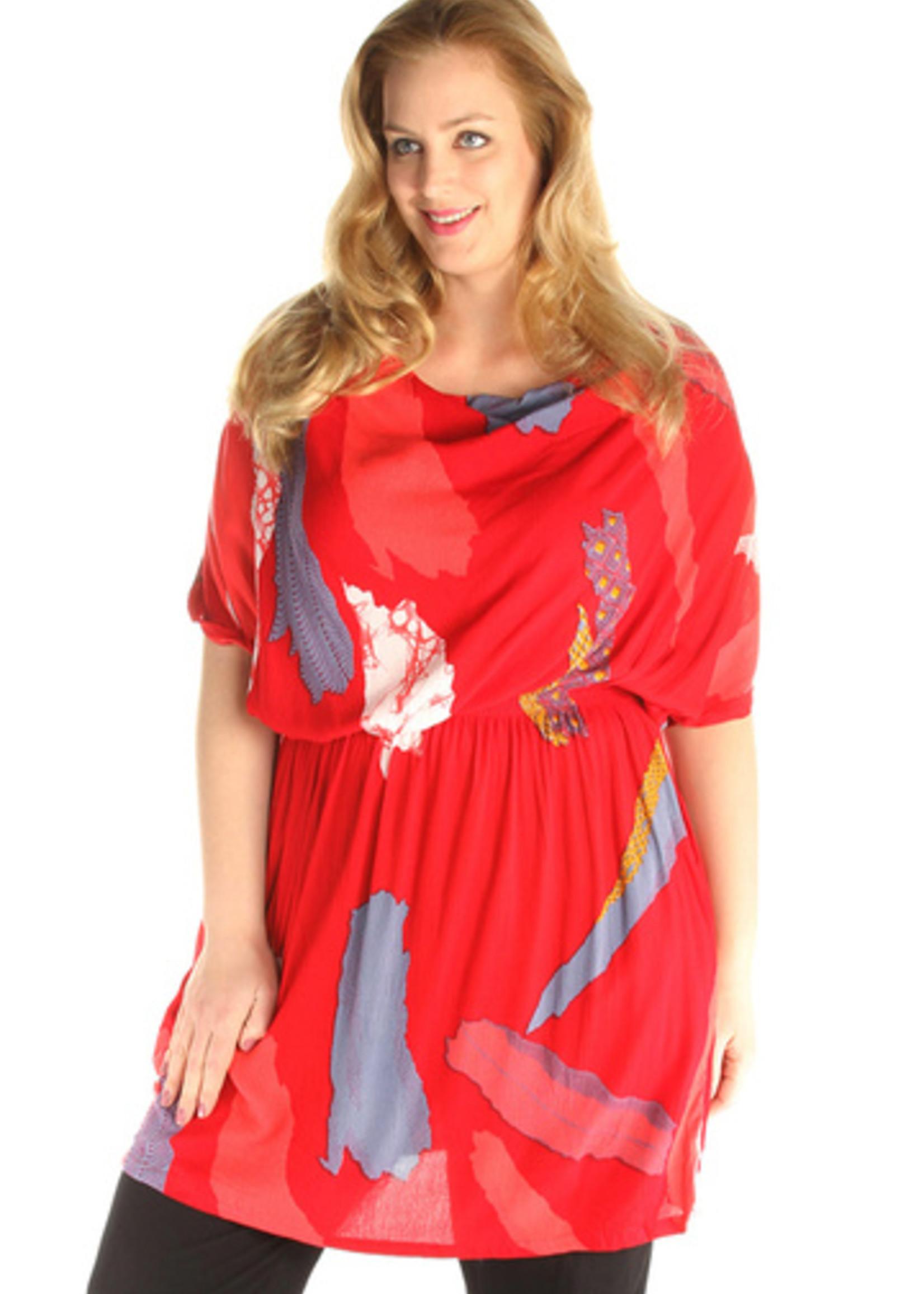 Luna Serena Kleid HOFFNUNG KRINKLE