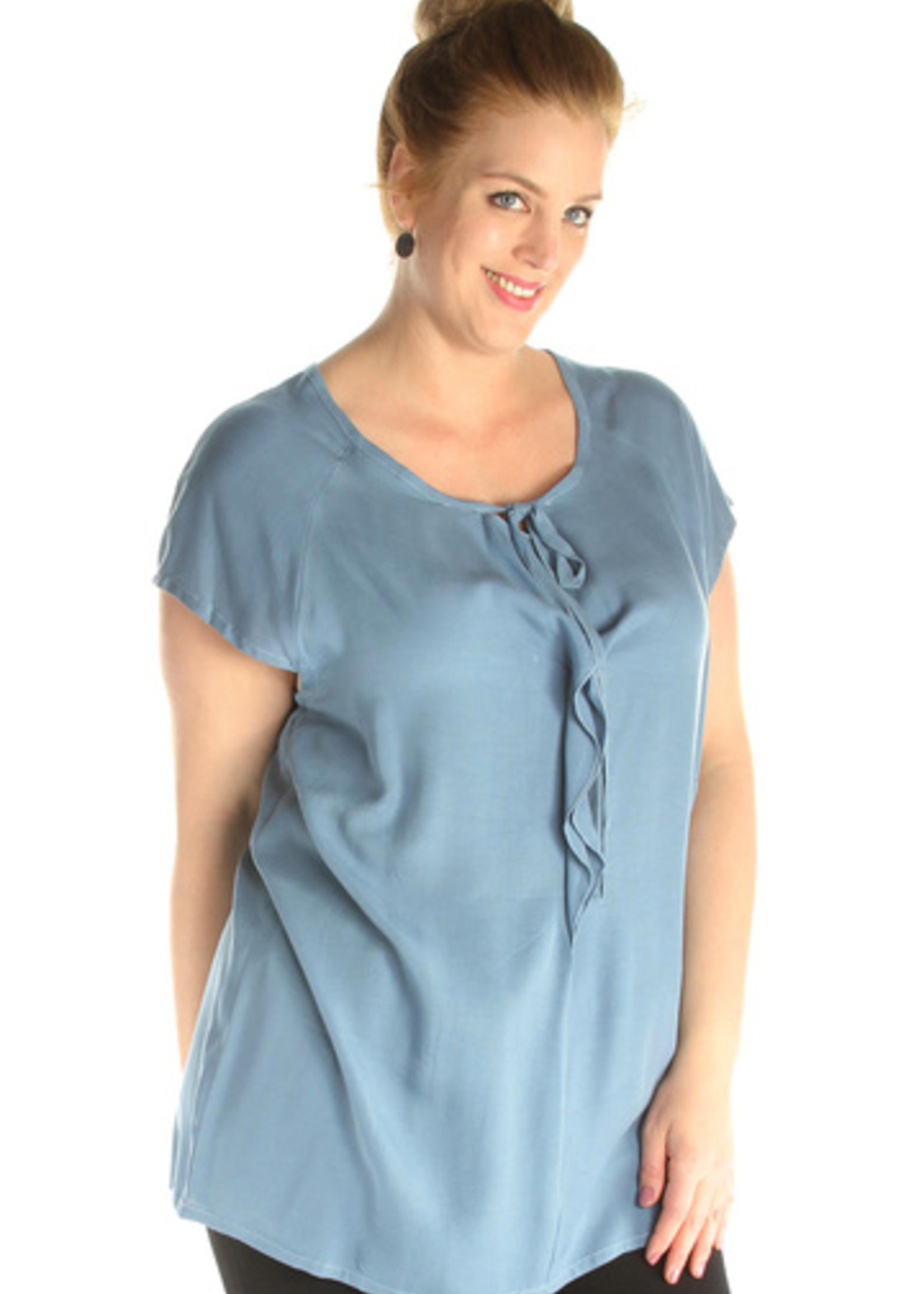 Luna Serena blouse CHANTI