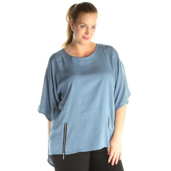 Luna Serena Shirt HEATHER