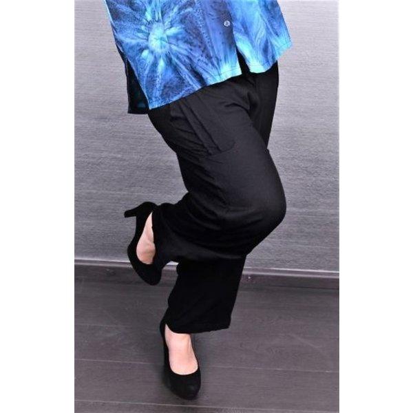 Luna Serena Pantalon ELIZE gaufré UNI 1