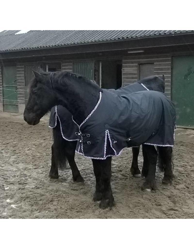 LuBa Horseblankets® FRIESIAN | BAROQUE EXTREME Turnout 1680D® Winterblanket 300gr