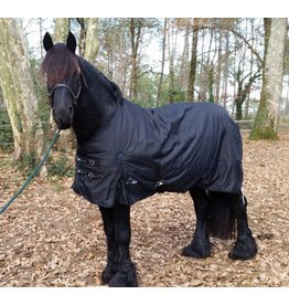 LuBa Horseblankets® FRIESIAN | BAROQUE EXTREME Turnout 1680D® Winterblanket 150gr